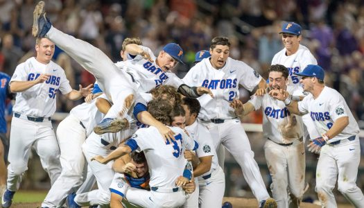 College World Series : Florida décroche le premier titre national de son histoire !