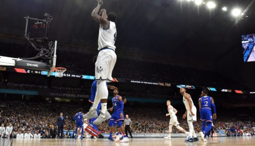 Final Four : Villanova, seul au monde, transperce Kansas à coup de 3-points