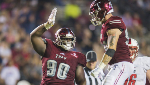 CFB Preview : Appalachian State, Arkansas State et Troy peuvent remporter la Sun Belt
