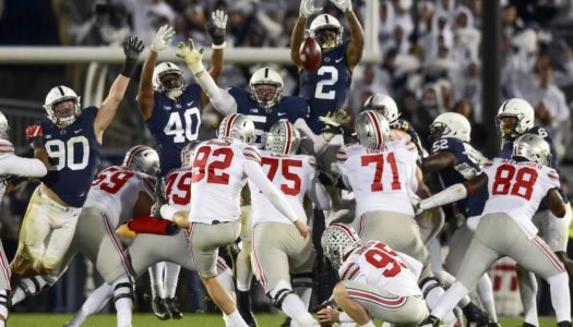 Le guide de la Week 5 de football : Ohio State-Penn State et Stanford-Notre Dame !