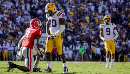 AP Top 25, Week 8 : LSU et Michigan bondissent 5ème et 6ème