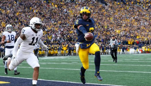 College Football Playoff Rankings : Michigan remplace LSU dans le Top-4