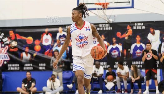 C.J. Walker (#24, 2019) donne son accord verbal à Oregon