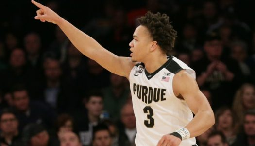 """Zooming On"" : Carsen Edwards, le diamant de Purdue"