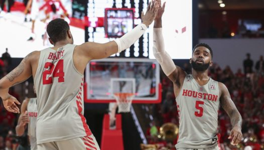 AP Top 25, Week 15 : Houston atterrit dans le Top-10, Virginia Tech s'effondre