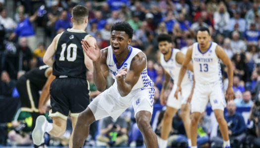 """Focus of the Night"" : #7 Wofford s'est fracassé contre #2 Kentucky… et les premiers résultats du Second Round"