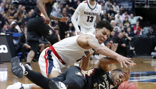 """In The Zone"" : la finesse défensive de Brandon Clarke (Gonzaga) en action lors du Sweet 16"