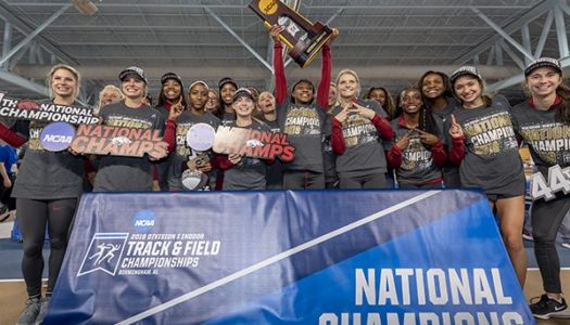 """Track The Field"": Florida conserve son titre aux Nationals et Arkansas triomphe sans surprise"