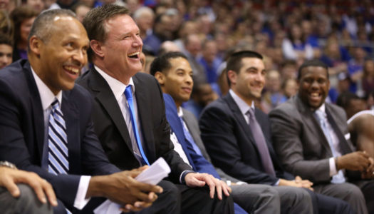 F.B. What ? La belle semaine de Bill Self à Kansas