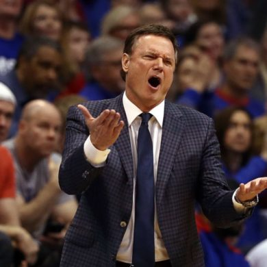 Bill Self Kansas Jayhawks Head Coach Notice of Allegations NCAA 2019