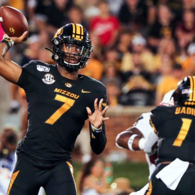 Kelly Bryant QB Missouri