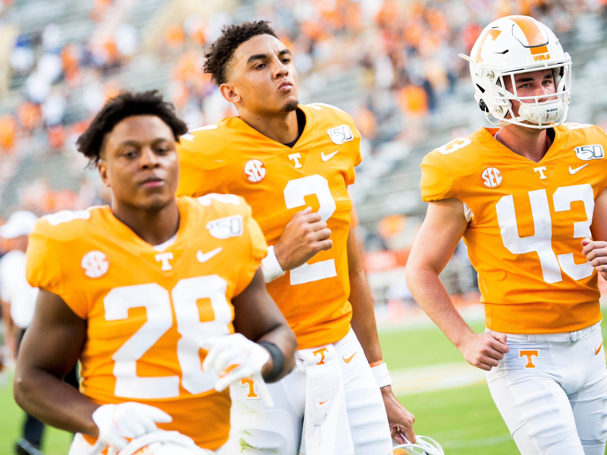 Tennessee Volunteers Défaite Georgia State Week 1 2019