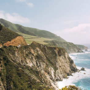 PCH Big Sur California USA