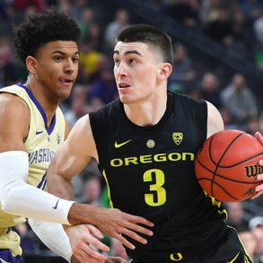 Payton Pritchard Oregon vs Washington 2019