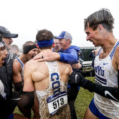 BYU Cross Country NCAA Championships 2019
