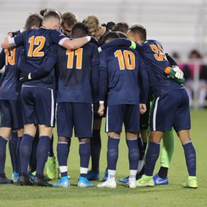 Virginia Soccer Team NCAA Tournament 2019