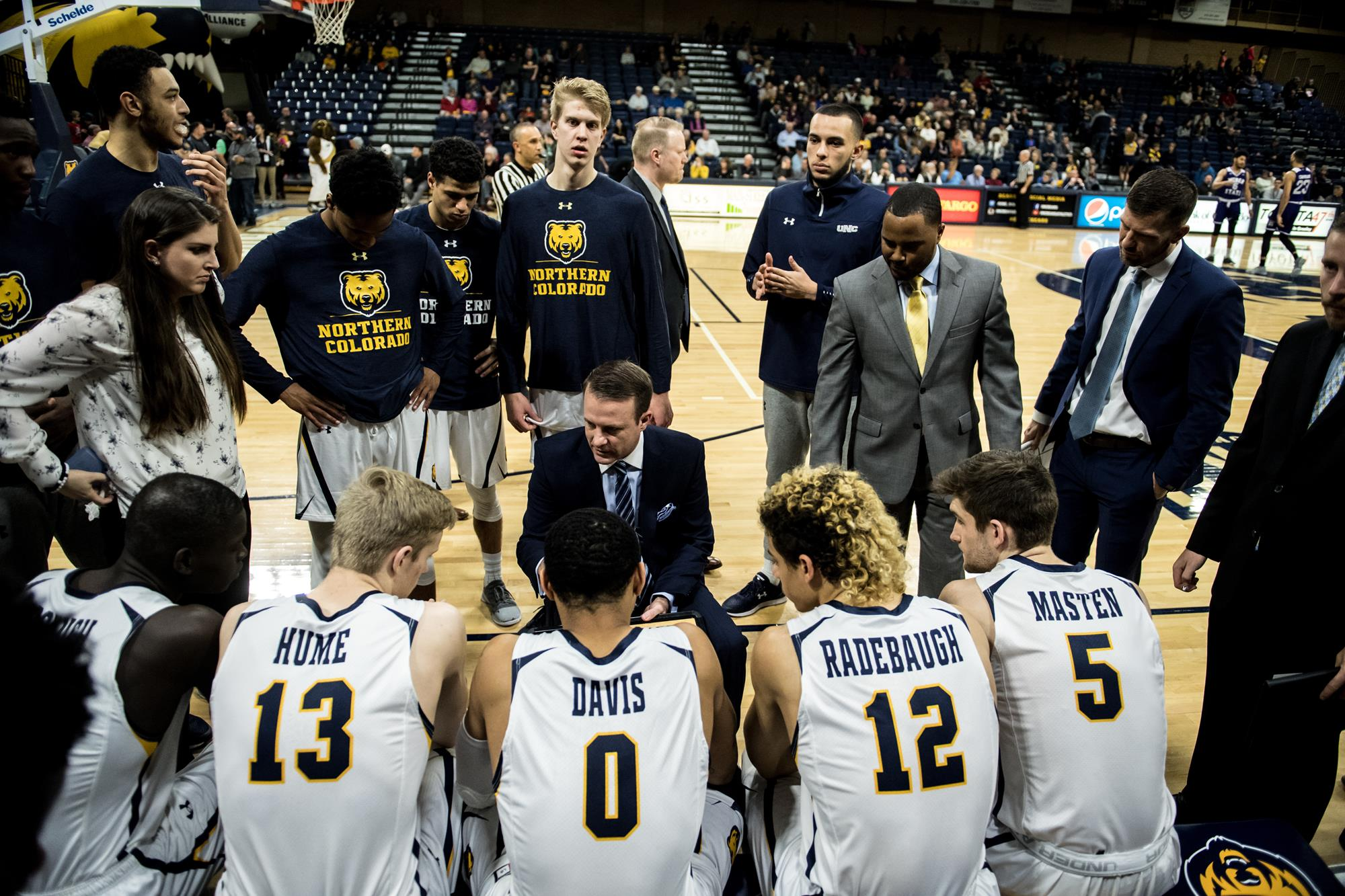 Northern Colorado Bears Basketball 2019-20