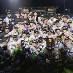 Celebration Georgetown Hoyas College Cup NCAA Tournament Soccer 2019