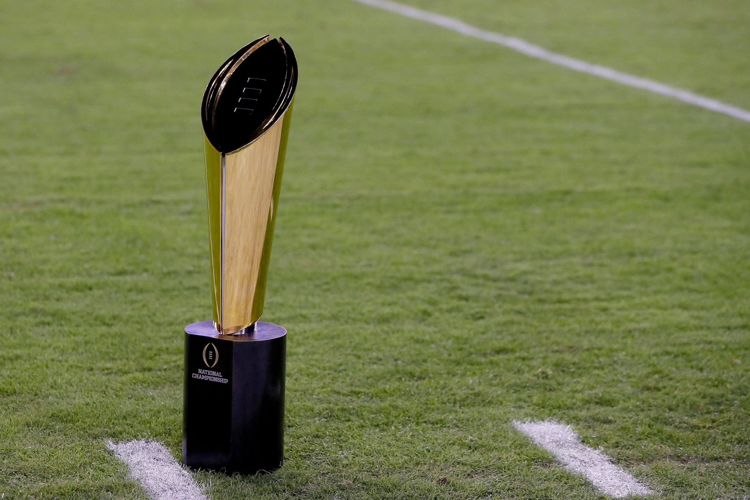 College Football Playoff Trophy 2017