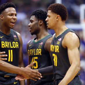 Jared Butler Baylor vs Kansas Week 10 2020