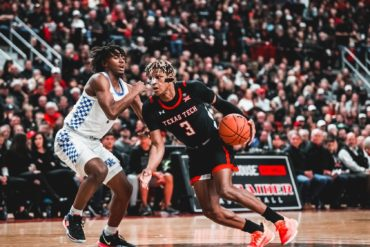 Jahmi'us Ramsey Texas Tech vs Kentucky Big 12-SEC Challenge 2020