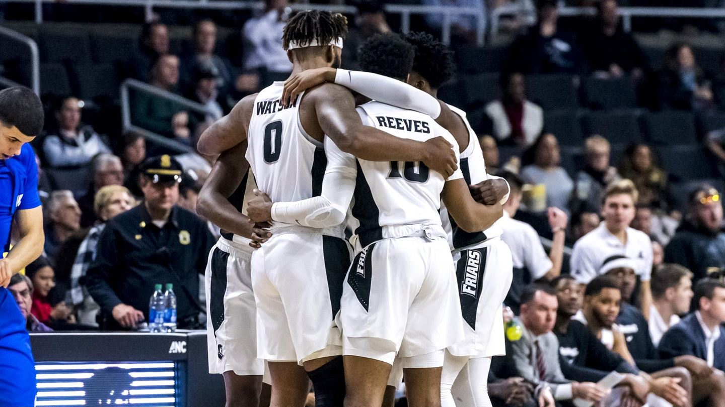 Providence Friars vs Creighton Big East 2020