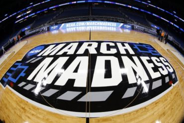 March Madness NCAA Tournament 2019 Floor
