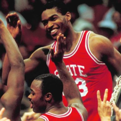 NC State Houston National Championship 1983