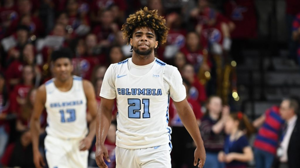 Mike Smith Columbia Lions 2019-2020