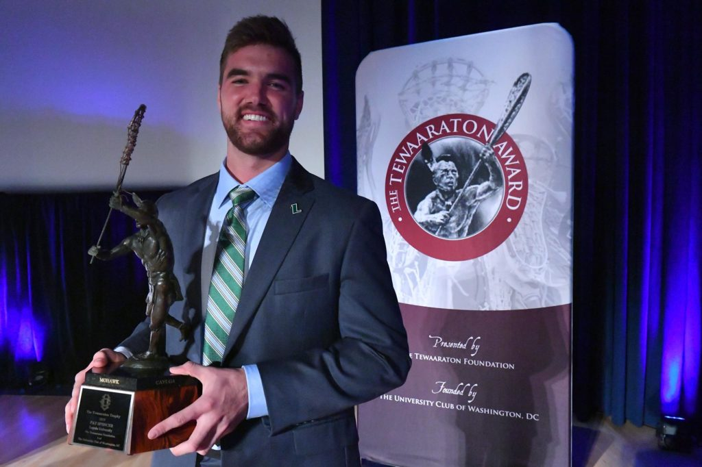 Pat Spencer Loyola Maryland Greyhounds Tewaaraton Award 2019