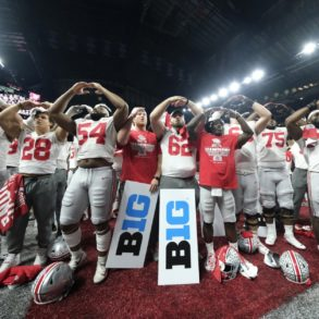 Ohio State Buckeyes Big Ten Championship Game 2019