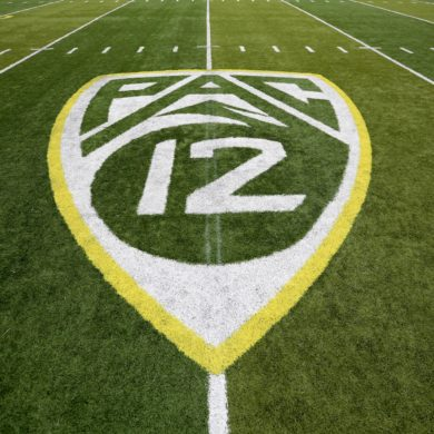Pac-12 Logo Football 2019