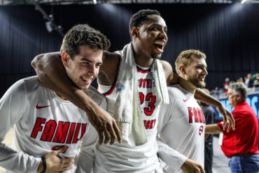 Charles Bassey Western Kentucky Hilltoppers C-USA Tournament 2019