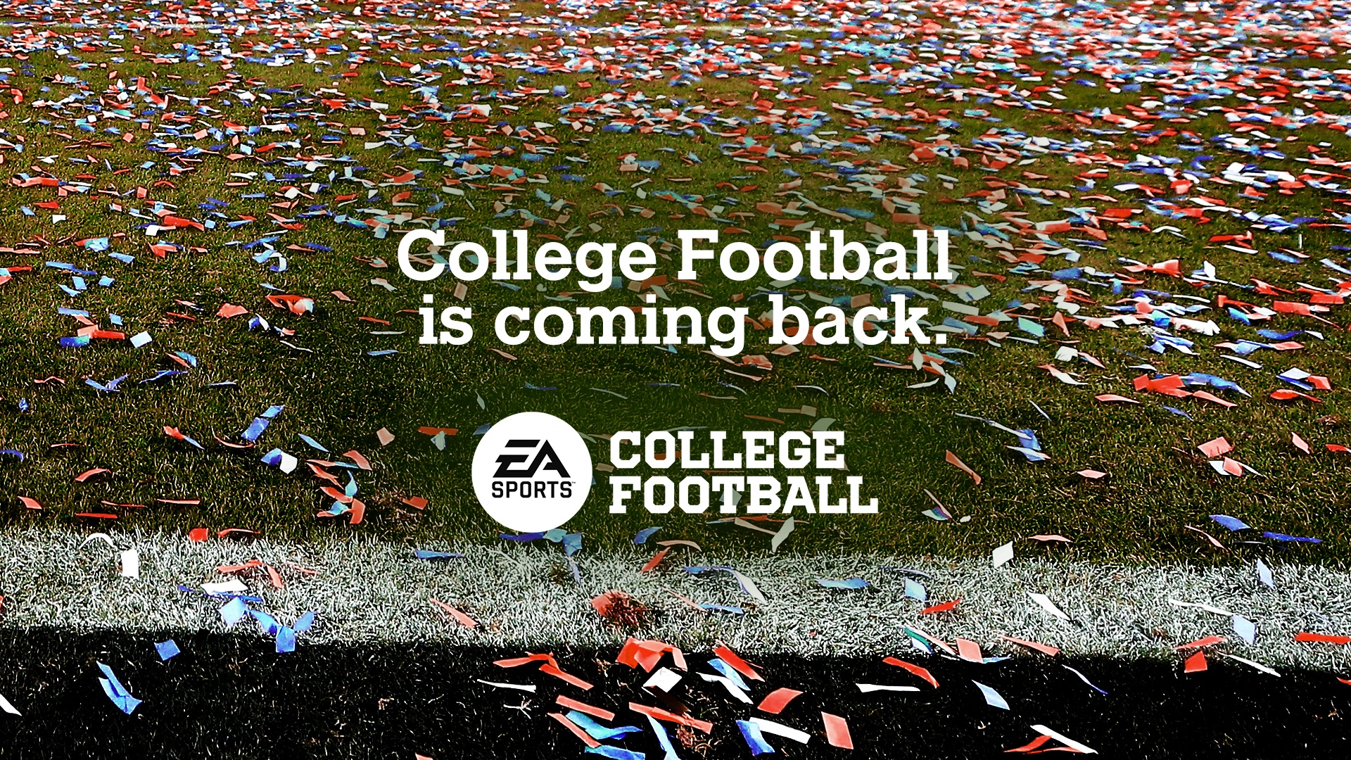 EA Sports NCAA Football Annonce