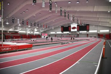 Arkansas Razorbacks Athlétisme Indoor Track