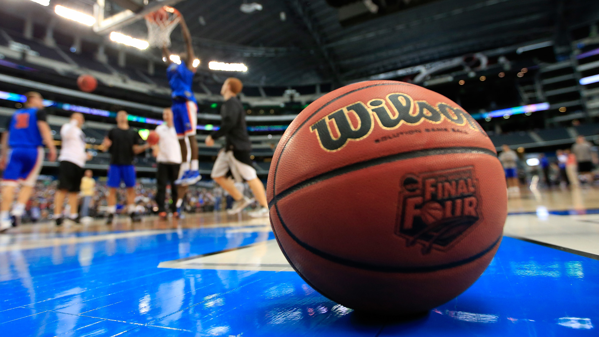 NCAA Basketball Final Four March Madness