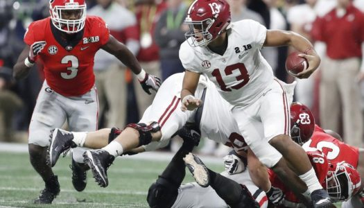 CFB Preview : un remake de la finale entre Alabama et Georgia en SEC