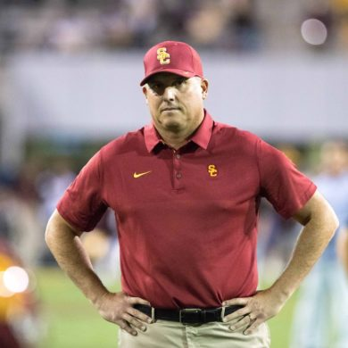 Clay Helton USC Hot Seat
