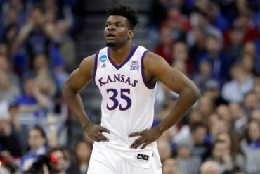 Udoka Azubuike Kansas Big 12