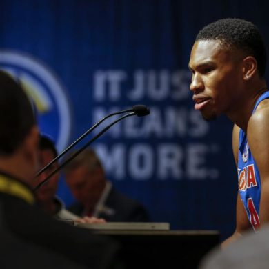 Kerry Blackshear Jr. Florida SEC Meetings 2019
