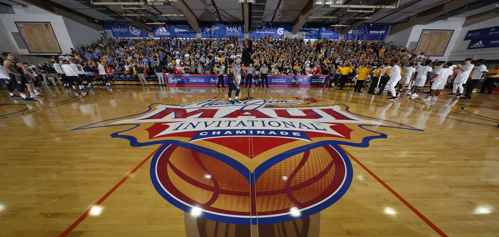 Maui Invitational 2019 Lahaina Civic Center