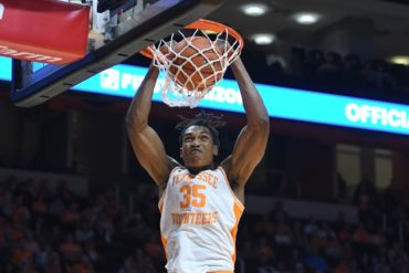 Yves Pons Tennessee vs UNC Asheville Week 1 2019