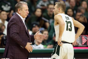 Tom Izzo Steven Izzo Michigan State Spartans 2020