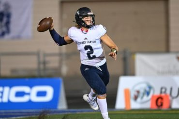 Jaxson Dart QB Corner Canyon High School 2020