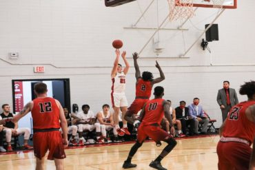 Matt Simpson Guard Florida College Falcons vs South Florida Week 1 2020