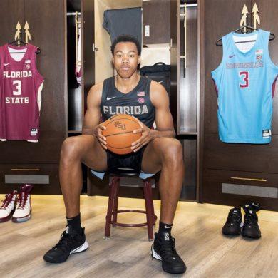 Scottie Barnes Recrutement Florida State Seminoles 2020