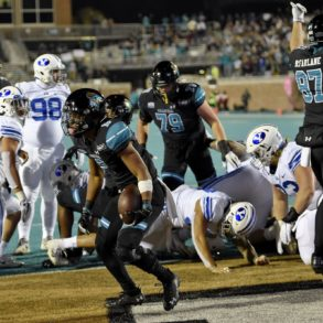 Reese White Coastal Carolina Chanticleers vs BYU Week 14 2020