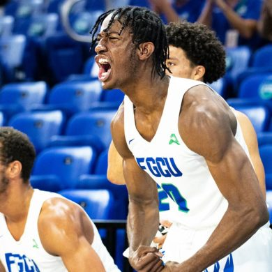 Florida Gulf Coast Eagles Bench 2020-21